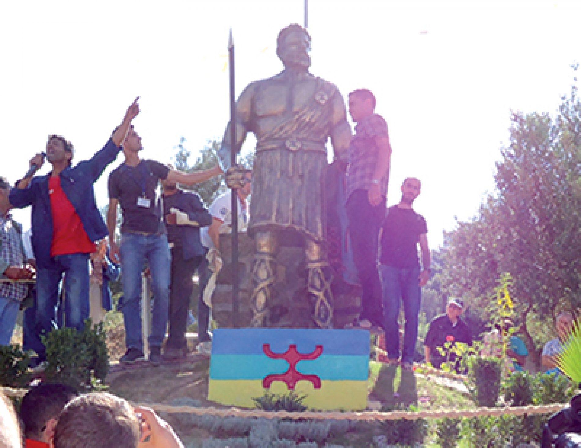 Une statue de Massinissa bientôt érigée à Alger !
