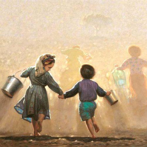 Conte Kabyle: La vache des orphelins (complet)