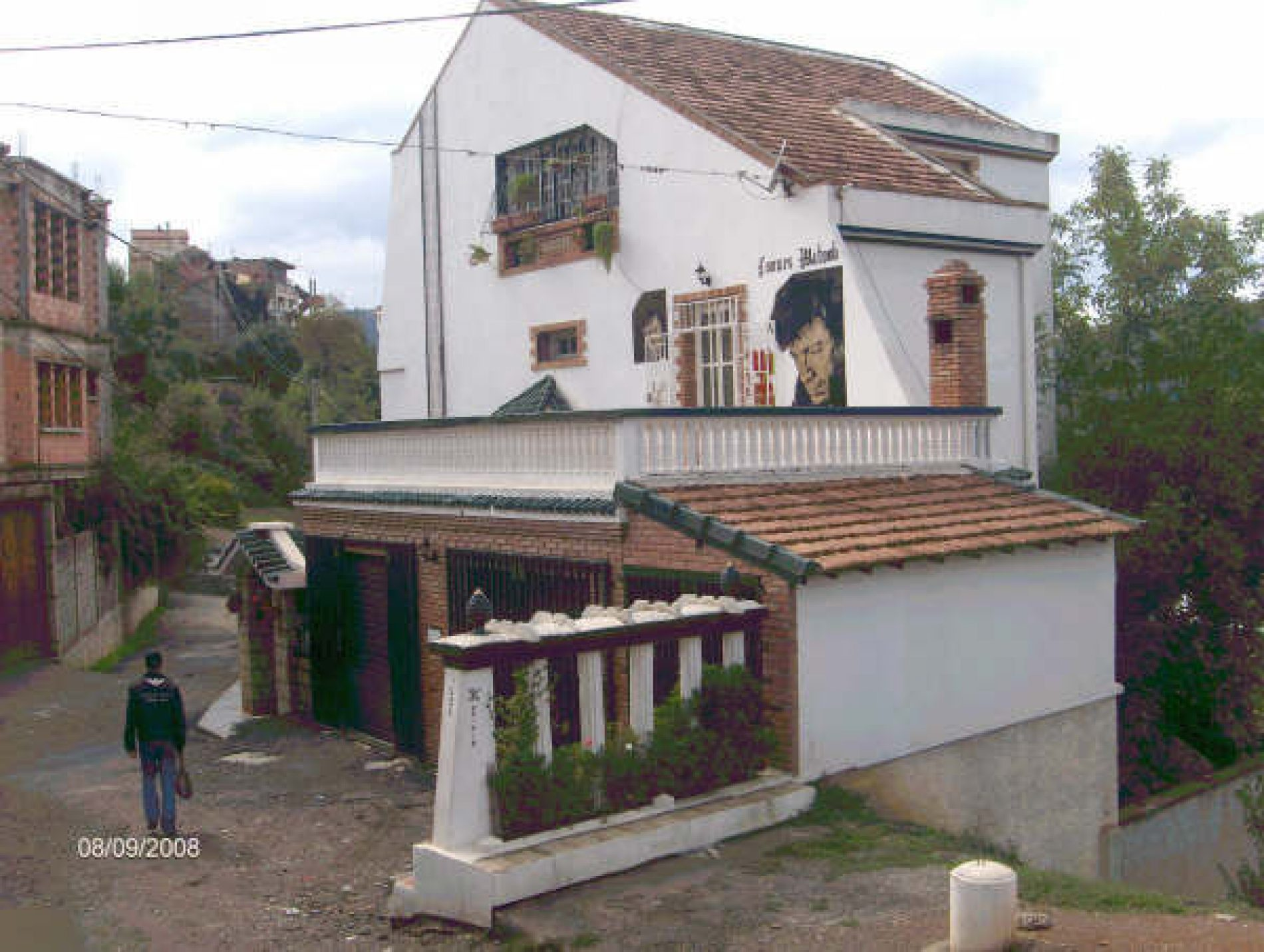 Proposition de classement de la maison Matoub Lounès bien culturel
