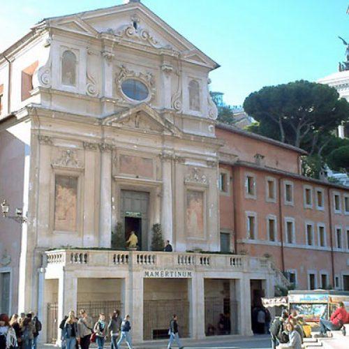 Prison du roi numide Jugurtha en Italie