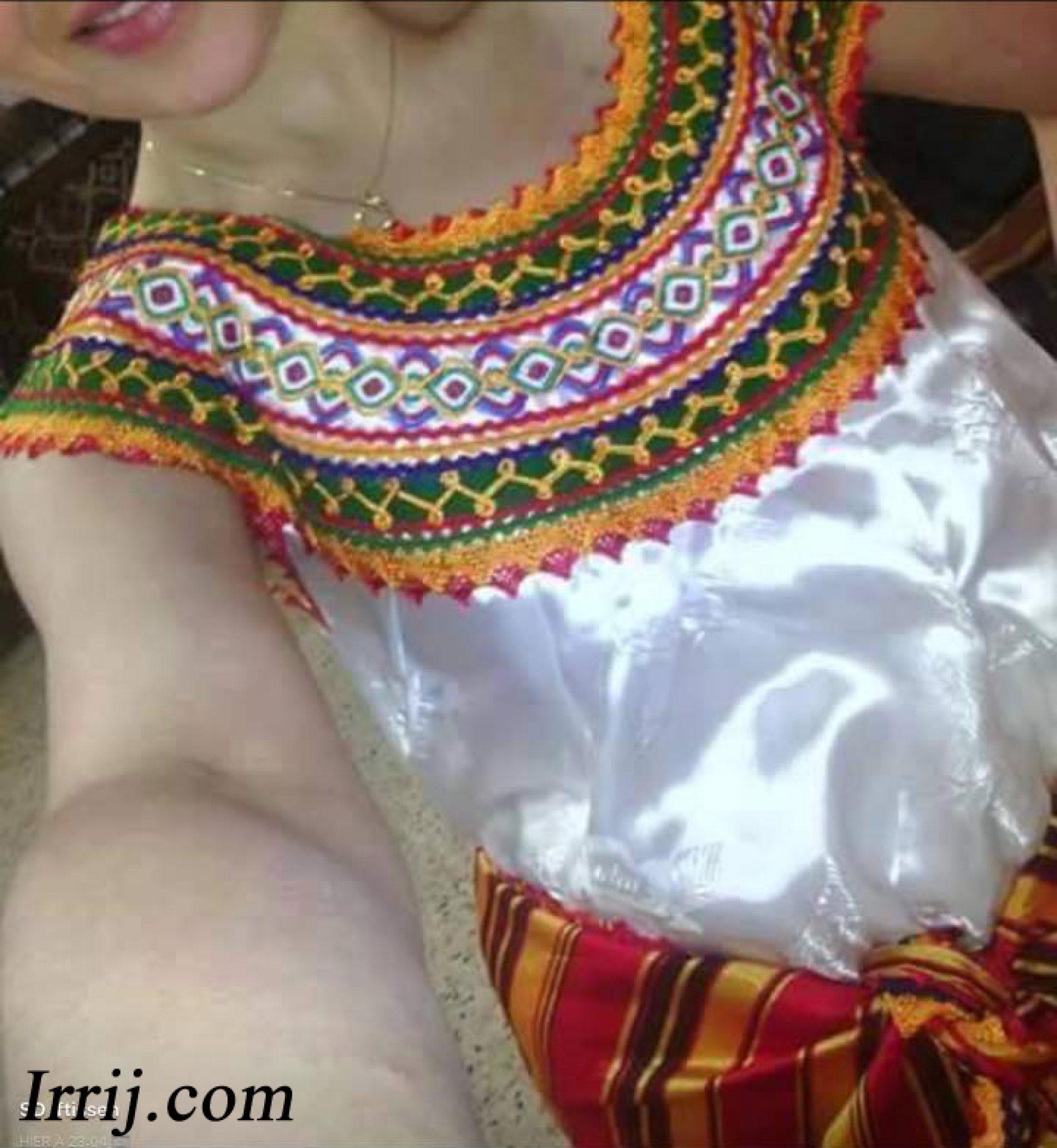 Modèles de robes Kabyle pour été 2016