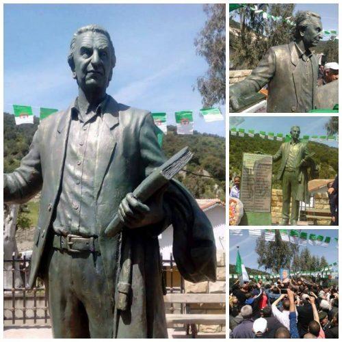 Inauguration de la statue de Si L'Hocine à Ouacifs: «Aït Ahmed incarne l'idéal national»