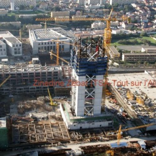 Grande mosquée d'Alger: Quand 1 millard d'euros se transforme en… 3 milliards !