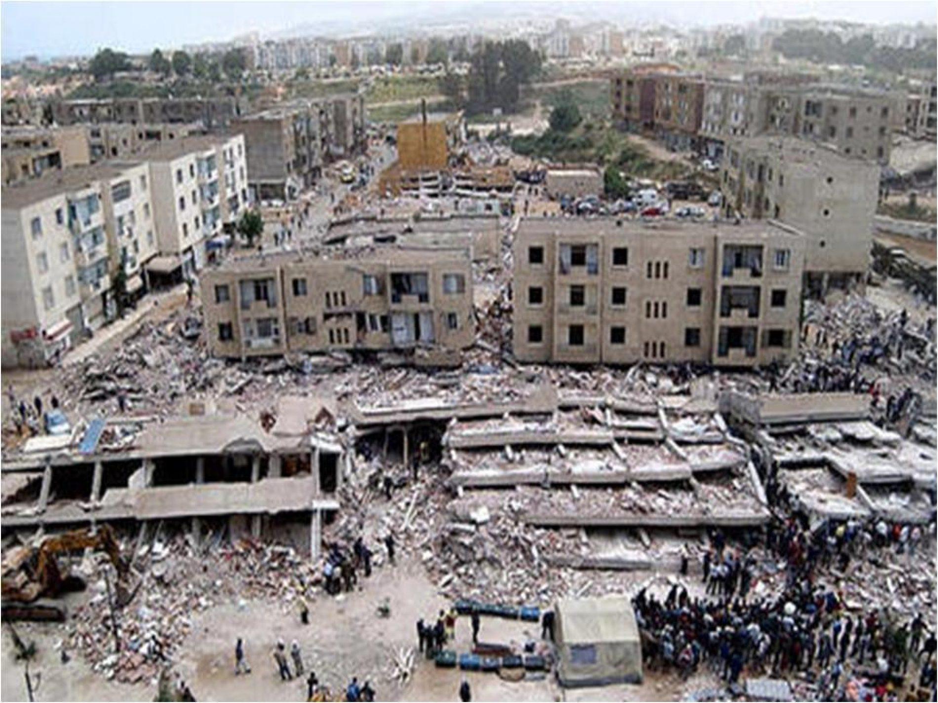Experts: «Les Algériens menacés par 14 catastrophes majeures»