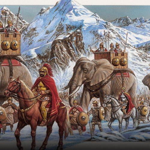 La route d'Hannibal dans les Alpes enfin découverte