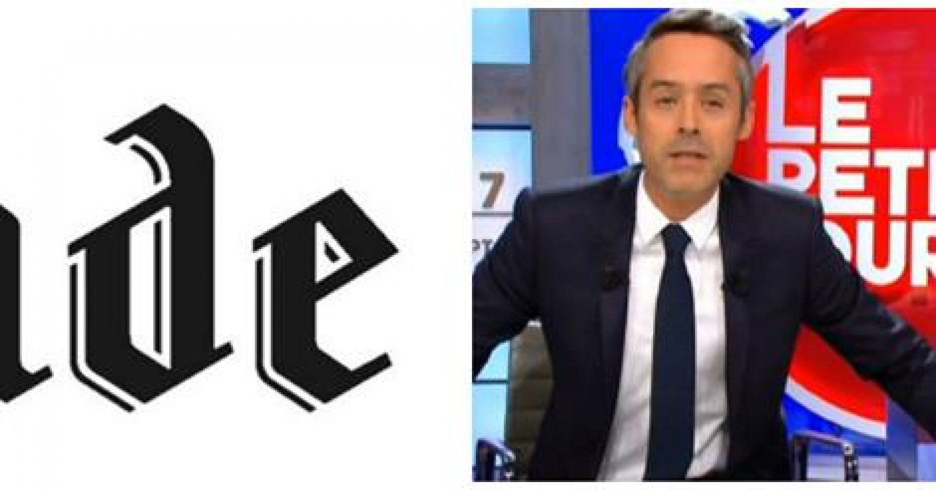 «Le Monde» et «Le Petit Journal» n'iront pas en Algérie avec Valls