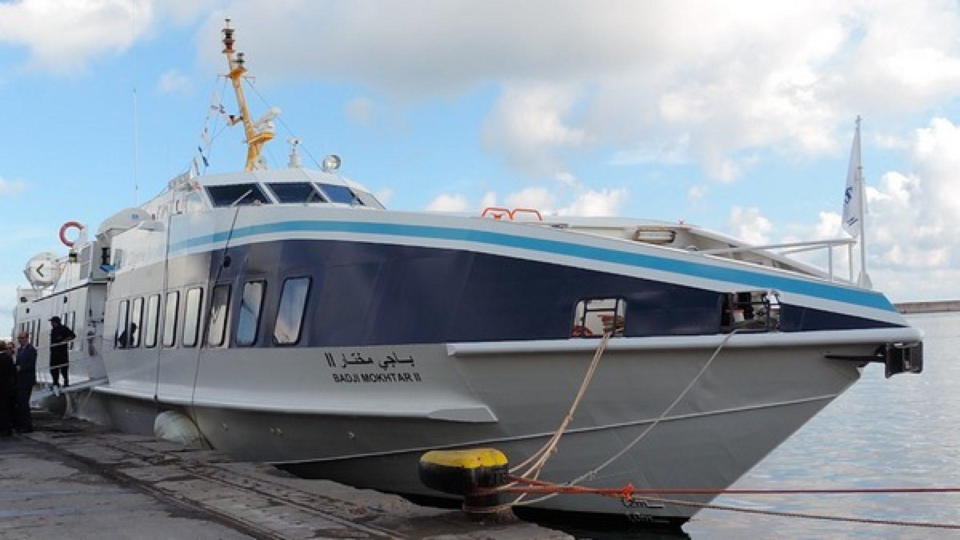 Ouverture d'une ligne maritime Béjaïa-Jijel