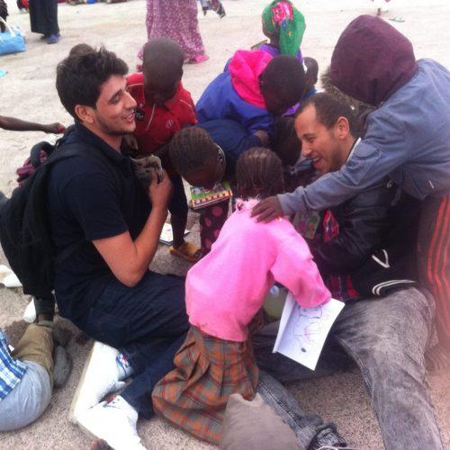 «Une école des réfugiés» à Tizi-Ouzou