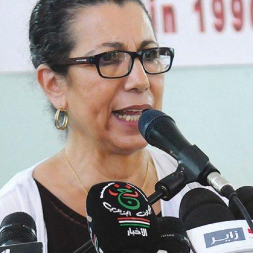 """LOUISA HANOUNE: """"Khelil est revenu pour détruire le pays"""""""