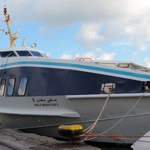 A partir du 7 juin, les algérois pourront aller à Azzefoune, Bejaia, Cherchell et Jijel en bateau