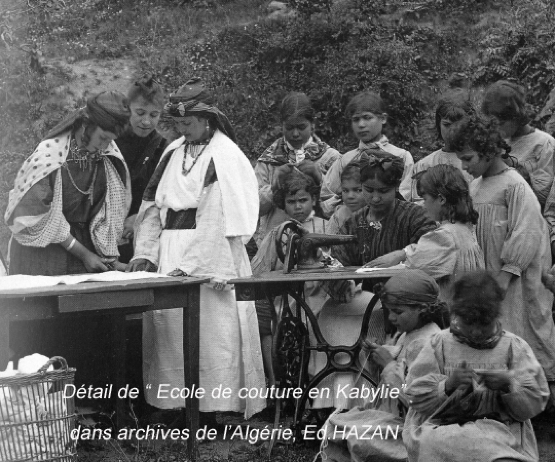 La Femme Kabyle (Alfred COULON) 3
