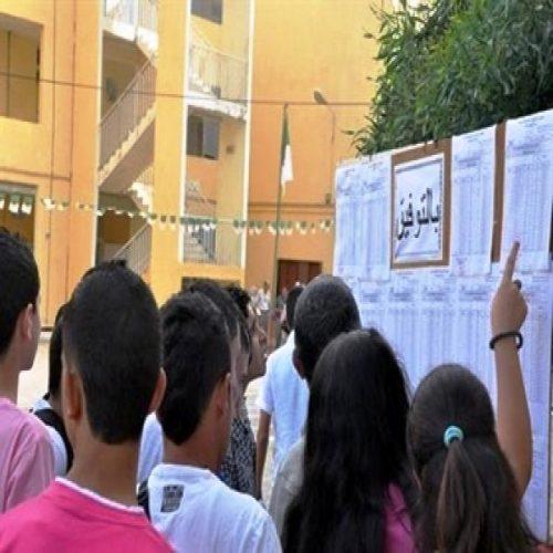 BEM : 132 élèves réussissent leur examen par excellence, la wilaya de Tizi Ouzou en tête