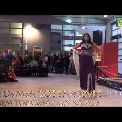 VIDÉO. Défilé de mode en robes Kabyle.
